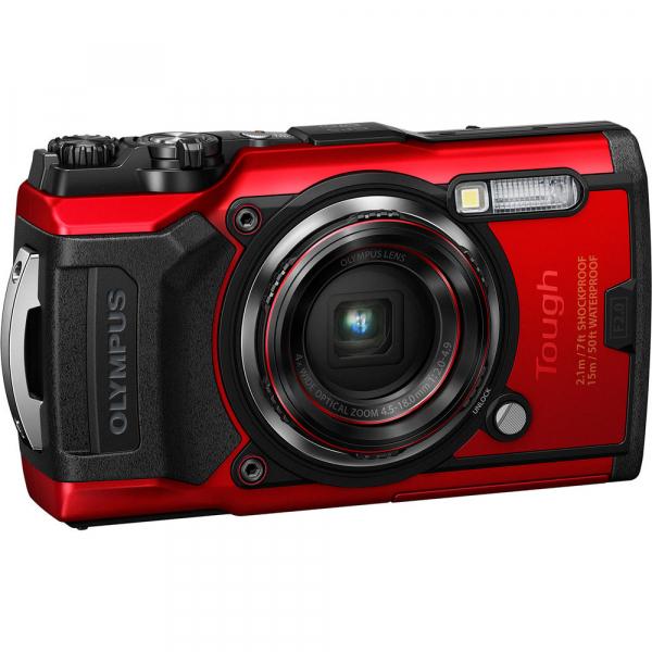 Olympus TG-6 vízálló fényképezőgép 20