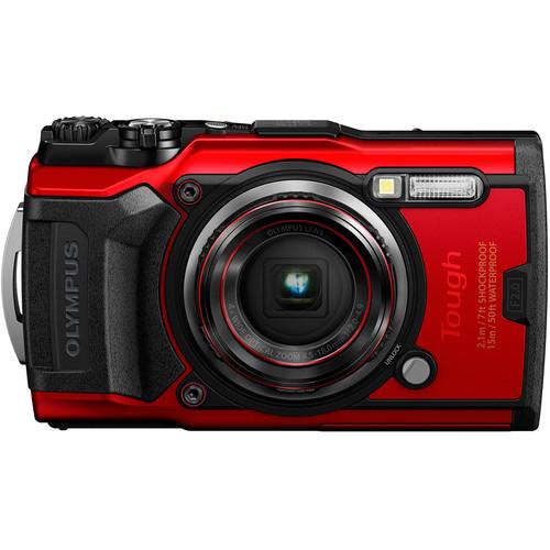 Olympus TG-6 vízálló fényképezőgép 19