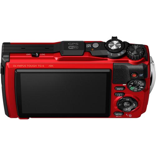 Olympus TG-6 vízálló fényképezőgép 21