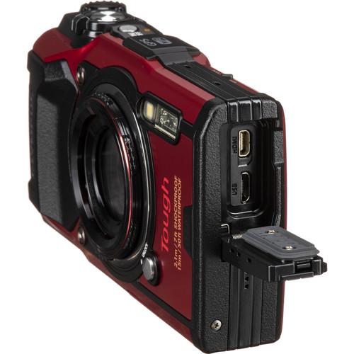 Olympus TG-6 vízálló fényképezőgép 22