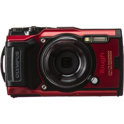 Olympus TG-6 vízálló fényképezőgép 25