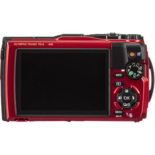 Olympus TG-6 vízálló fényképezőgép 27