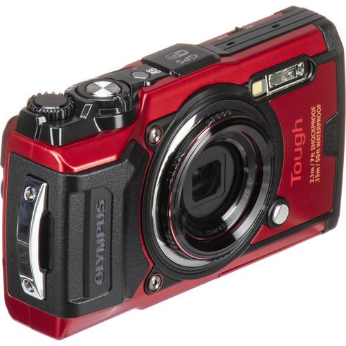 Olympus TG-6 vízálló fényképezőgép 32