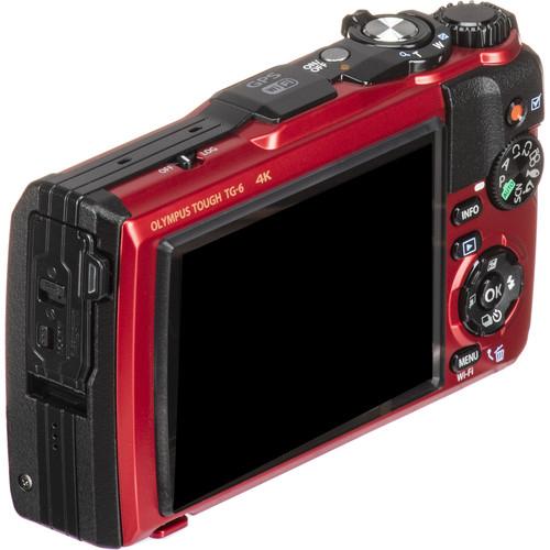 Olympus TG-6 vízálló fényképezőgép 33