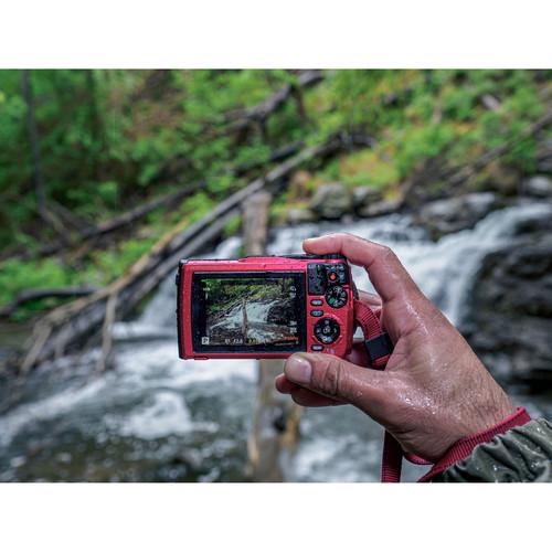 Olympus TG-6 vízálló fényképezőgép 34