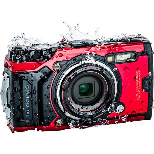 Olympus TG-6 vízálló fényképezőgép 18