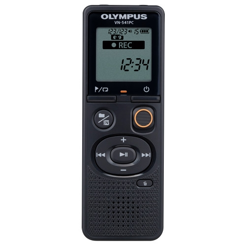 Olympus VN-541PC diktafon + CS131 tok 03