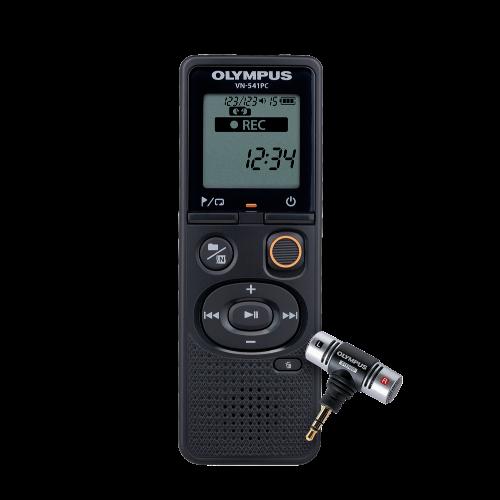 Olympus VN-541PC diktafon + ME-51S mikrofonnal 03