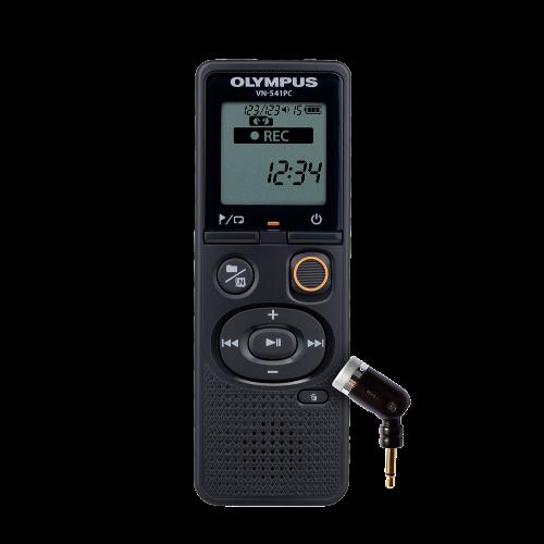 Olympus VN-541PC diktafon + ME-52 mikrofon 03