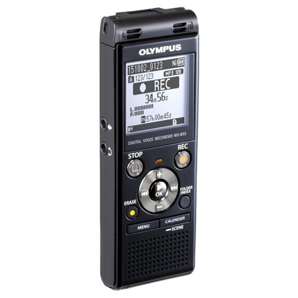 Olympus WS‑853 diktafon 06