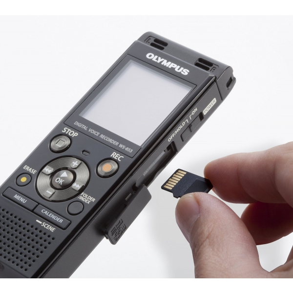 Olympus WS‑853 diktafon 09
