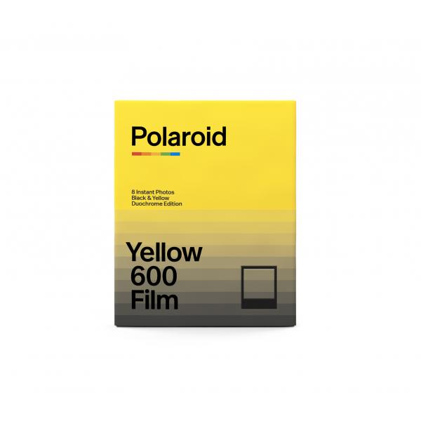 Polaroid 600 Film, Duochrome sárga-fekete, Polaroid 600 és i-Type kamerához, 8db instant fotó 03