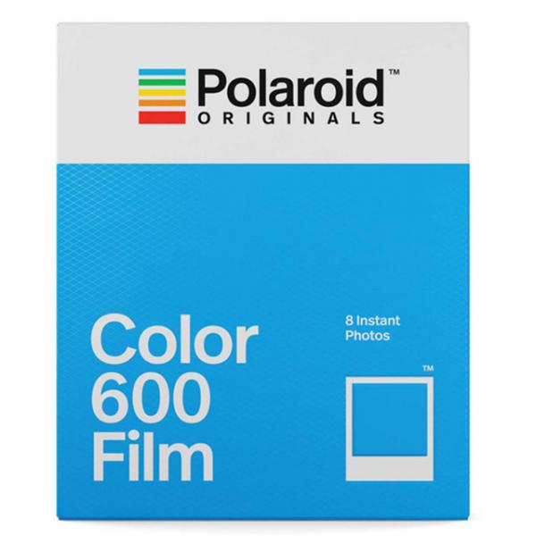 Polaroid színes 600 Film, fehér kerettel, Polaroid 600 és új i-Type kamerához, 8db instant fotó 03