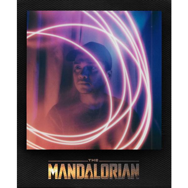 Polaroid színes i-Type film, The Mandalorian Edition, i-Type kamerához, 8 db instant fotó 06