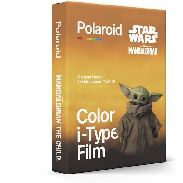 Polaroid színes i-Type film, The Mandalorian Edition, i-Type kamerához, 8 db instant fotó 04
