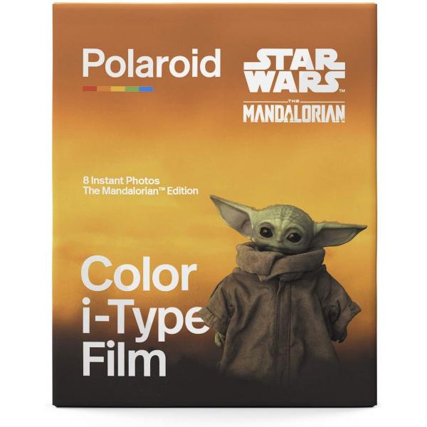 Polaroid színes i-Type film, The Mandalorian Edition, i-Type kamerához, 8 db instant fotó 03