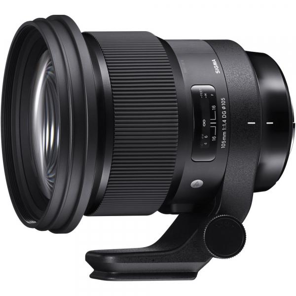 Sigma 105 mm F1.4 DG HSM Art objektív Sony fényképezőgépekhez 03