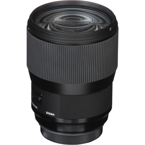 Sigma 135 mm F1.8 DG HSM Art objektív Canon fényképezőgépekhez 04