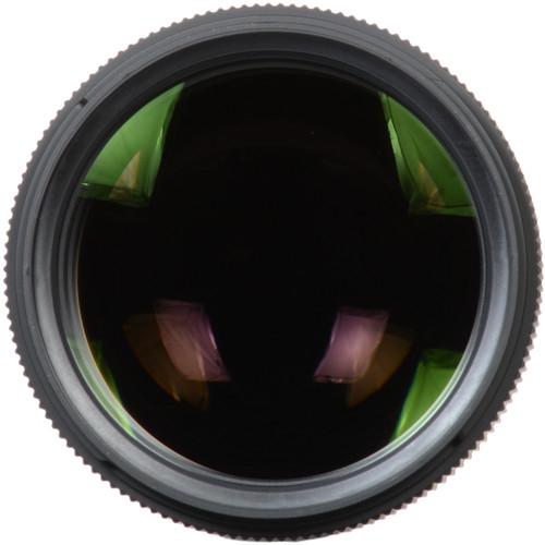 Sigma 135 mm F1.8 DG HSM Art objektív Canon fényképezőgépekhez 07