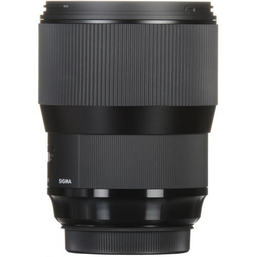 Sigma 135 mm F1.8 DG HSM Art objektív Canon fényképezőgépekhez 08