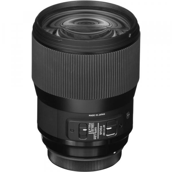 Sigma 135 mm F1.8 DG HSM Art objektív, Nikon fényképezőgépekhez 08