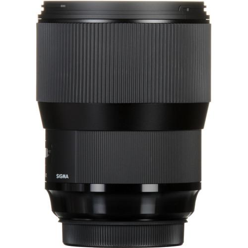 Sigma 135 mm F1.8 DG HSM Art objektív Sony fényképezőgépekhez 08