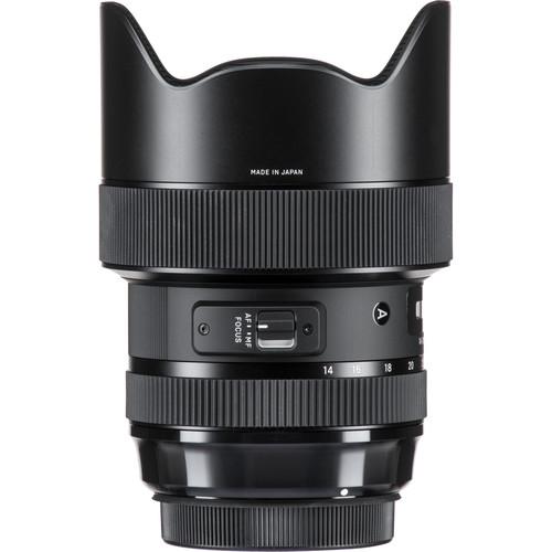 Sigma 14-24 mm F2.8 DG HSM objektív, Canon fényképezőgépekhez 09