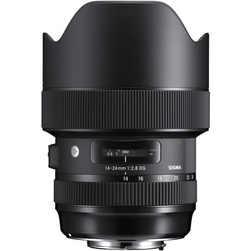 Sigma 14-24 mm F2.8 DG HSM objektív, Nikon fényképezőgépekhez 03