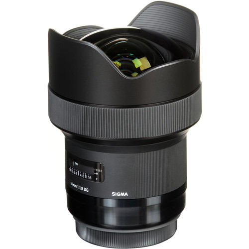 Sigma 14mm F1.8 DG HSM objektív, Canon fényképezőgépekhez 09