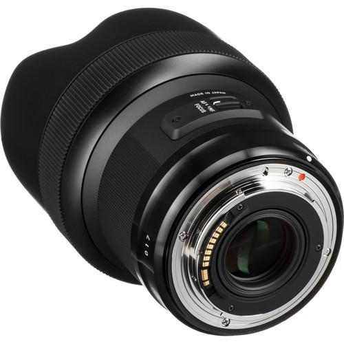 Sigma 14mm F1.8 DG HSM objektív, Canon fényképezőgépekhez 07