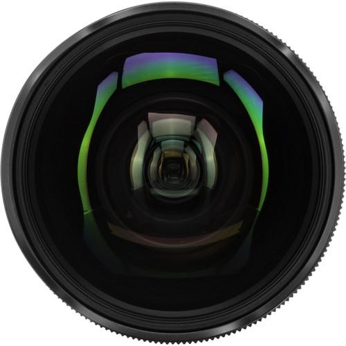 Sigma 14mm F1.8 DG HSM objektív, Sony fényképezőgépekhez 05