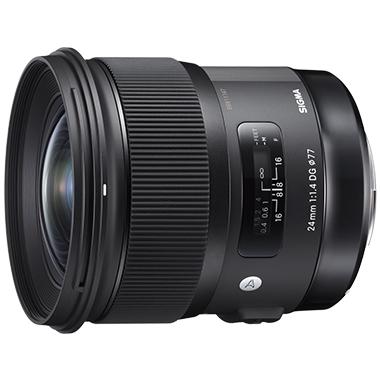 Sigma 24mm F1.4 DG HSM Art objektív Nikon DSLR fényképezőgépekhez 04
