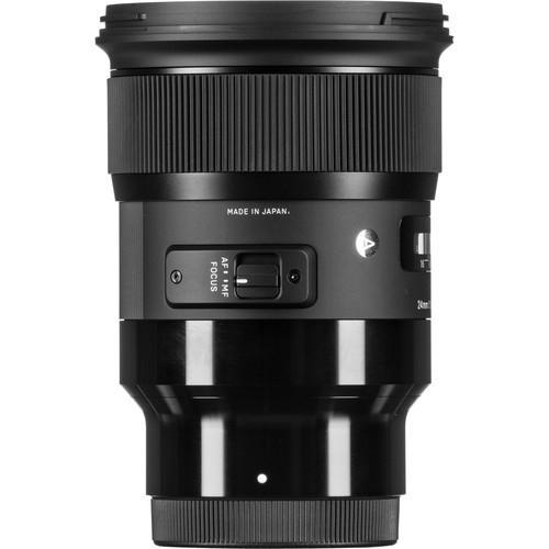 Sigma 24mm F1.4 DG HSM Art objektív Sony DSLR fényképezőgépekhez 04