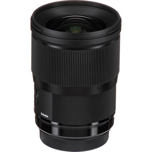 Sigma 28 mm F1.4 DG HSM objektív, Canon fényképezőgépekhez 06