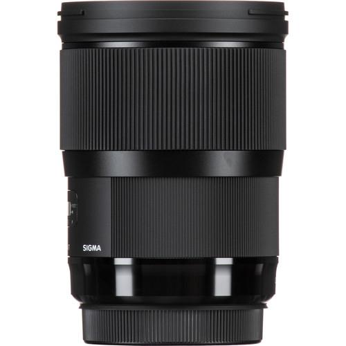 Sigma 28 mm F1.4 DG HSM objektív, Canon fényképezőgépekhez 08