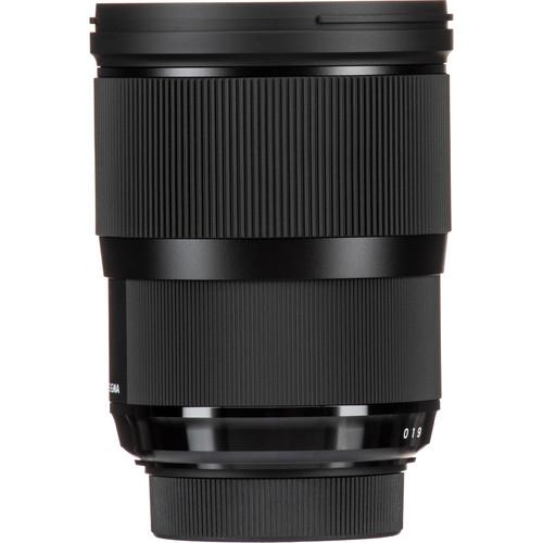 Sigma 28 mm F1.4 DG HSM objektív, Nikon fényképezőgépekhez 04