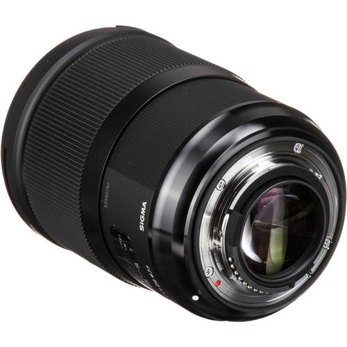 Sigma 28 mm F1.4 DG HSM objektív, Nikon fényképezőgépekhez 07