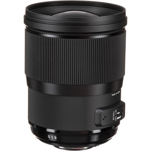 Sigma 28 mm F1.4 DG HSM objektív, Nikon fényképezőgépekhez 08