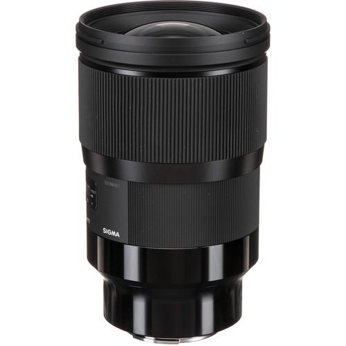 Sigma 28 mm F1.4 DG HSM objektív, Sony fényképezőgépekhez 08