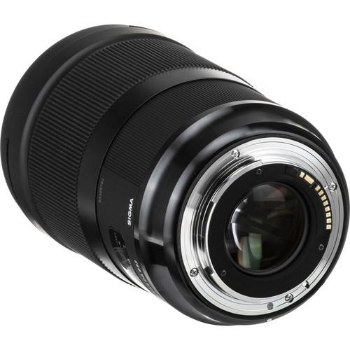 Sigma 40mm F1.4 DG HSM Art objektív, Canon fényképezőgépekhez 08