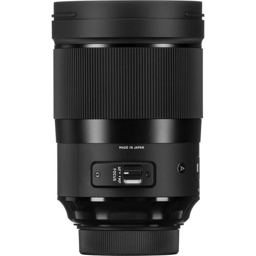 Sigma 40mm F1.4 DG HSM Art objektív, Nikon fényképezőgépekhez 04