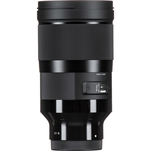 Sigma 40mm F1.4 DG HSM Art objektív, Sony fényképezőgépekhez 11
