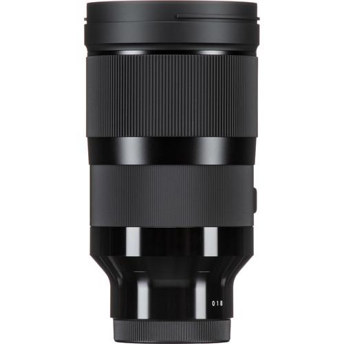 Sigma 40mm F1.4 DG HSM Art objektív, Sony fényképezőgépekhez 12