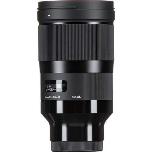 Sigma 40mm F1.4 DG HSM Art objektív, Sony fényképezőgépekhez 07