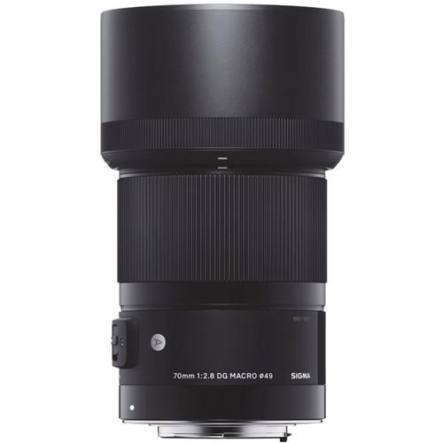 Sigma 70 mm F2.8 (A) DG Art Macro objektív Canon fényképezőgépekhez 05