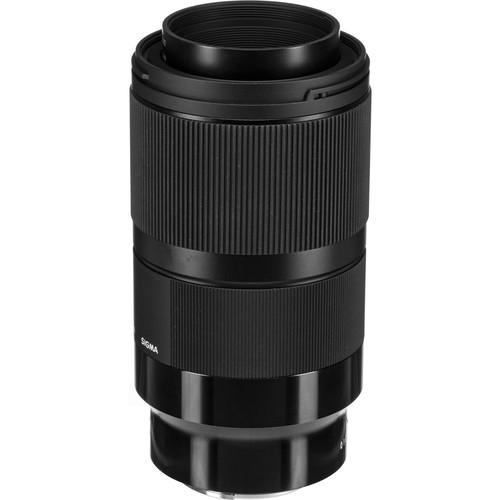 Sigma 70 mm F2.8 (A) DG Art Macro objektív Sony fényképezőgépekhez 04