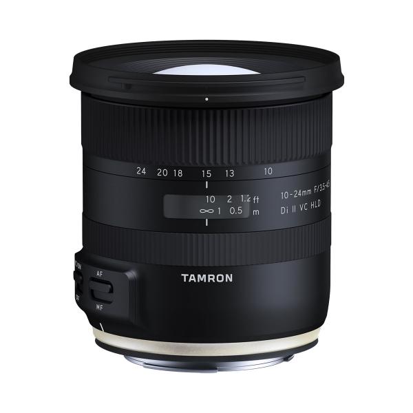 Tamron 10-24mm F3.5-4.5 Di II VC HLD objektív, Canon EOS fényképezőgépekhez 03
