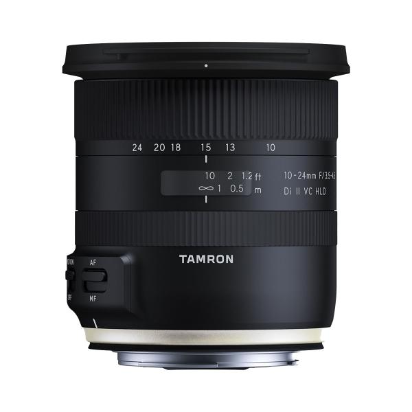 Tamron 10-24mm F3.5-4.5 Di II VC HLD objektív, Nikon DSLR fényképezőgépekhez 04