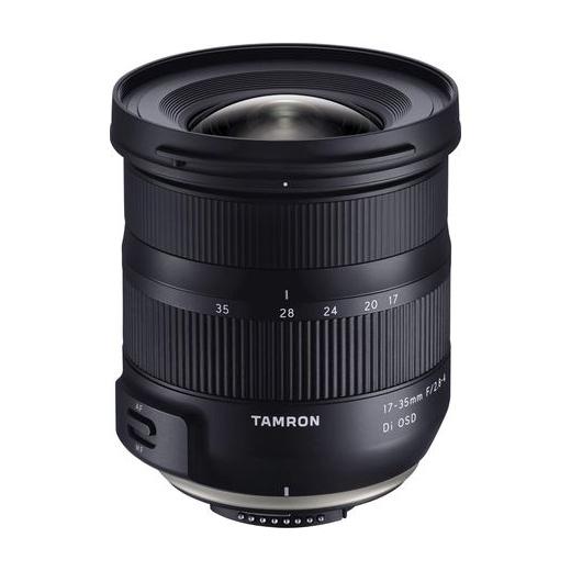 Tamron 17-35mm f/2.8-4 Di OSD objektív,  Canon EF fényképezőgépekhez 03
