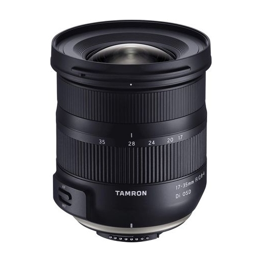 Tamron 17-35mm f/2.8-4 Di OSD objektív Canon EF gépekhez 03
